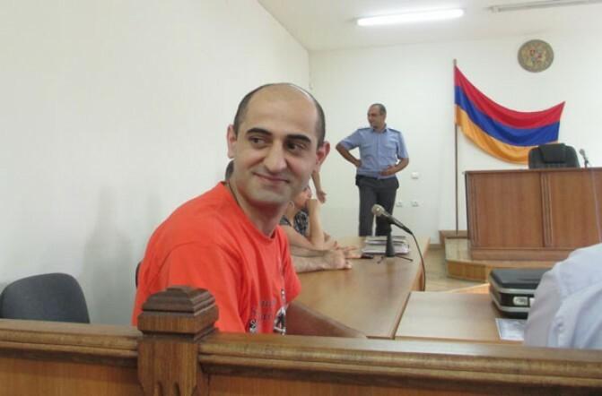 Իրանահայ վարորդը լաց է եղել Մալաթիայի դատարանում