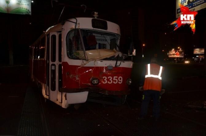 Մոսկվայում հայ վարորդը բեռնատարով հարվածել է տրամվայի