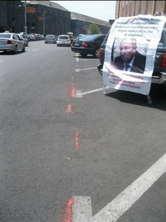 Օսիպյանը պնդում է՝ բերման ենթարկված ակտիվիստները խմած են եղել