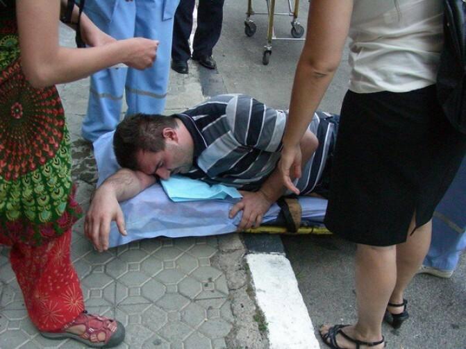 Արգիշտի Կիվիրյանը գրավոր հաղորդում է ներկայացրել` ոստիկանության մեքենայում իրեն ծեծի ենթարկելու վերաբերյալ