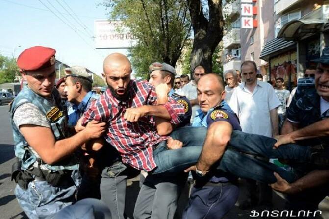 Հայաստանում կասկածի տակ է դրվել որոշակի ոլորտներում հասարակական գործունեությամբ զբաղվելու ազատության երաշխիքները. հայտարարություն
