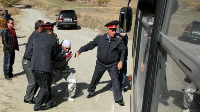 «Ծեծել են քաղաքացիական հագուստով ոստիկանները»
