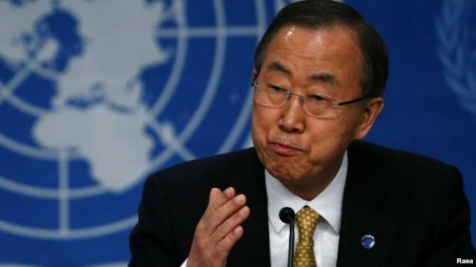 ՄԱԿ-ի Գլխավոր քարտուղարի ուղերձը նվիրված Կանանց միջազգային օրվան