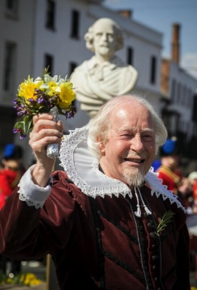 «Իմ Շեքսպիրը» մրցույթը` Շեքսպիրի ծննդյան 450-ամյակին ընդառաջ