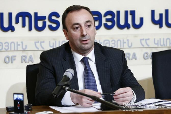 ՍԴ որոշումը նպաստելու է սոցիալական ապահովության համակարգի զարգացմանը. Հրայր Թովմասյան