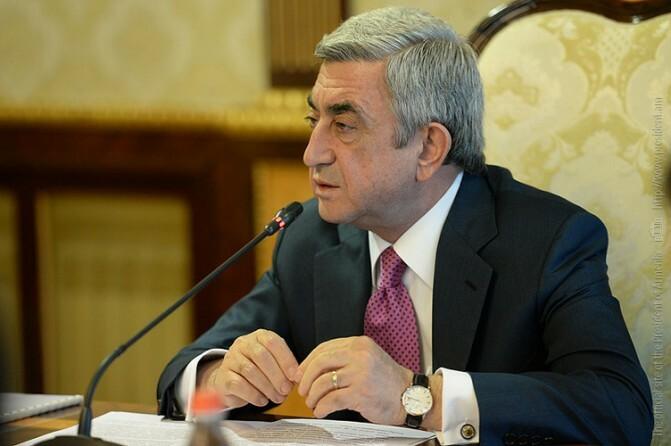 «Այլևս երբեք չեմ առաջադրվելու Նախագահի պաշտոնի համար». Սերժ Սարգսյանը վարչապետի հավակնություններ էլ չի ունենա