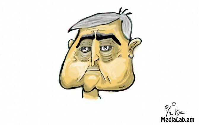 Սերժ Սարգսյանը` ԱԺ նախագա՞հ. Ըստ վերլուծաբանի, նա ամենեւին էլ չի հավաքում ճամպրուկները