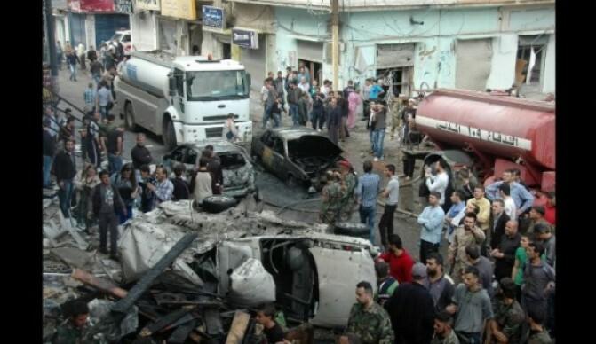 Սիրիայում տարրական դպրոցի ռմբակոծության արդյունքում տասնյակ երեխաներ են մահացել