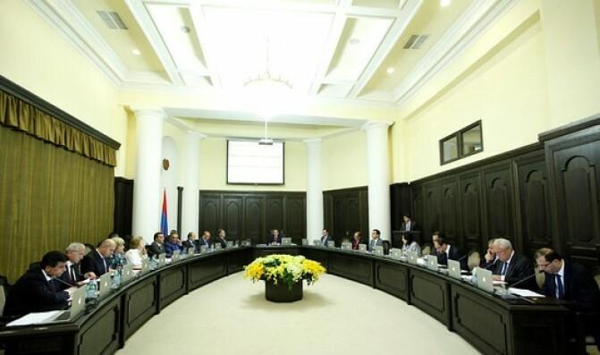 ՀՀ կառավարությունը հավանություն է տվել իր նոր ծրագրին