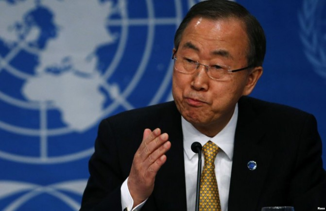 ՄԱԿ-ի գլխավոր քարտուղարի ուղերձն` անապատացման դեմ պայքարի համաշխարհային օրվա առթիվ