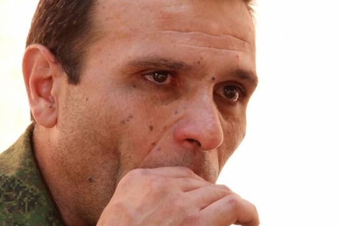 «Ուզում էի ինքնահրկիզվել». հաշմանդամ ազատամարտիկը Հանրապետության հրապարակում հացադուլ է հայտարարում