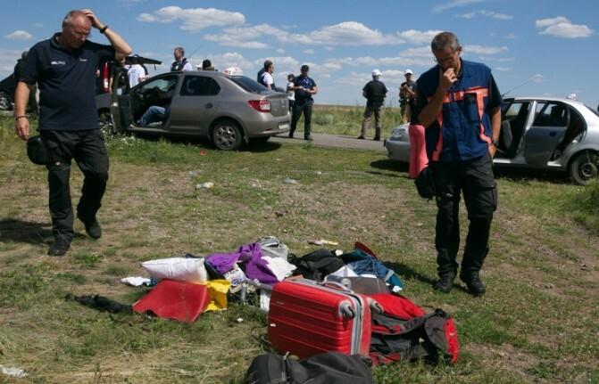 «Բոինգ-777» զոհերի որոնման աշխատանքն ավարտվել է. ИТАР-ТАСС