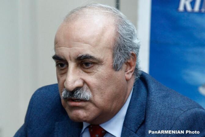 «Պատրաստ չենք հանուն Եվրասիական միության Հայաստան-Ղարաբաղ սահման դնել»