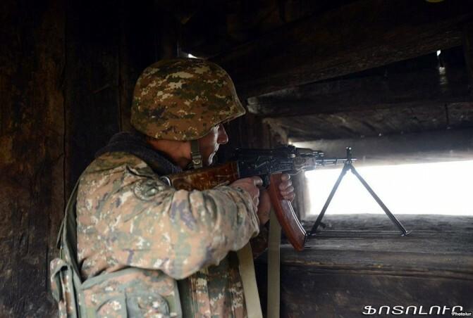 Եվս մեկ զոհ ԼՂՀ հյուսիսային հատվածում