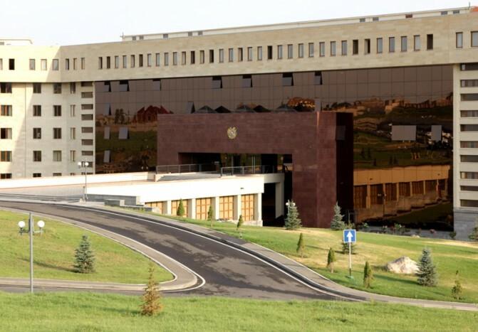 Իրավիճակը հայ-ադրբեջանական սահմանին օգոստոսի 11-ին