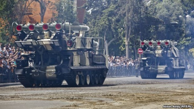 Ադրբեջանը ՀՕՊ զորավարժություններ է սկսել. «Ազատություն»