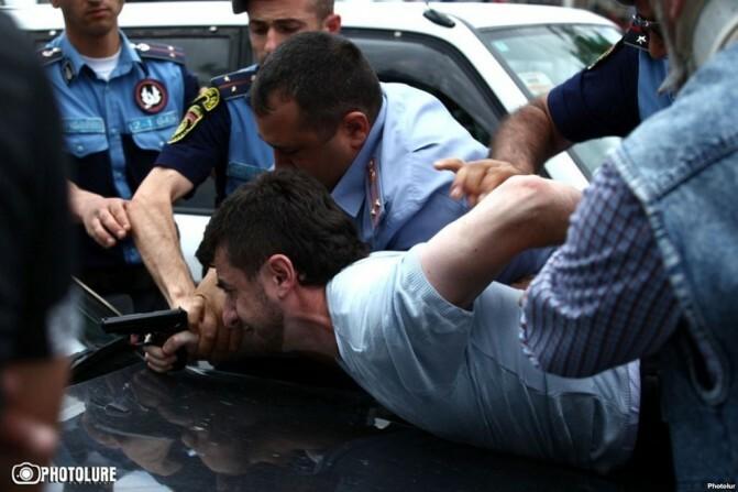 Նոր մեղադրանք՝ Հայկ Կյուրեղյանի դեմ. «Ազատություն»
