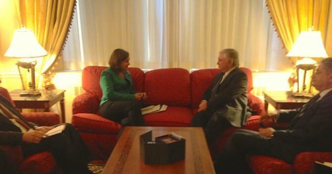 Էդվարդ Նալբանդյանը հանդիպեց ԱՄՆ պետքարտուղարի փոխտեղակալ Վիկտորիա Նուլանդի հետ