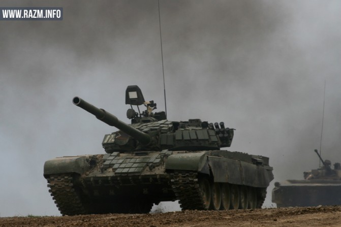 Զեկույց. Հայաստանը 2012-13թթ. գնել է Տ-72 տանկեր ու ԲՏՌ-80 զրահափոխադրիչներ