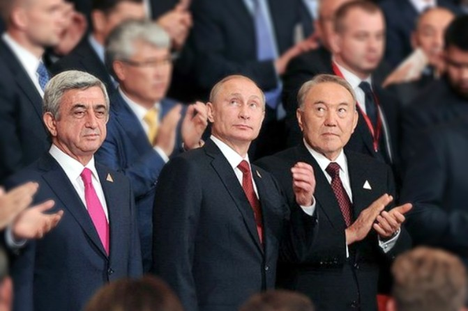 «Ի վերջո, Ռուսաստանում կասեն՝ царь не настоящий». ըստ վերլուծաբանների, ԵՏՄ-ի վերջը սարերի հետեւում չէ