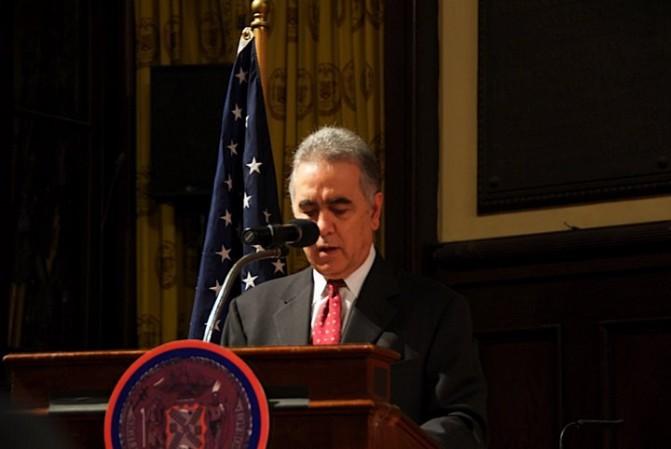 Հայաստանի հրեական համայնքի ղեկավարը խստորեն քննադատել է ադրբեջանամետ պրոպագանդիստներին