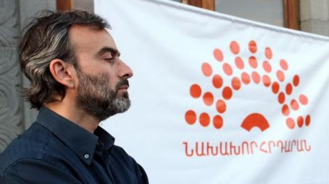 Ժիրայր Սէֆիլյանին տեղափոխում են Էրեբունու ձերբակալված անձանց պահման վայր