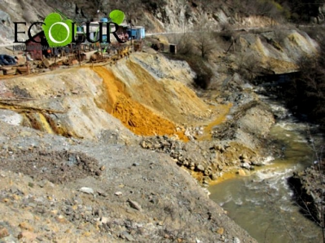 Ախթալայի լեռնահարստացուցիչ կոմբինատին տուգանել են բնությանը 5.09 միլիոն դրամի վնաս հասցնելու համար