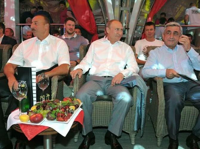Տարածաշրջանային սիրային եռանկյունիներն ու ռուս-ադրբեջանական հարաբերությունները