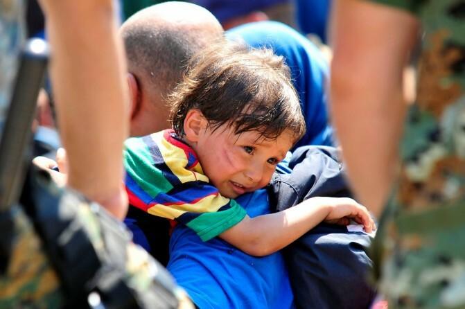 ՄԱԿ-ի մանկական հիմնադրամի գործադիր տնօրեն Էնթոնի Լեյքի հայտարարությունը Եվրոպայում փախստական և միգրանտ երեխաների իրավիճակի վերաբերյալ