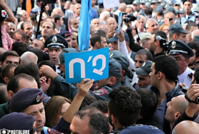 Հայաստանում սահմանադրական բարեփոխումների հանրաքվեին հաշված օրեր են մնացել