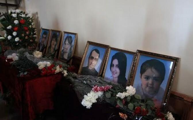 Գյումրիի սպանդից մեկ տարի անց