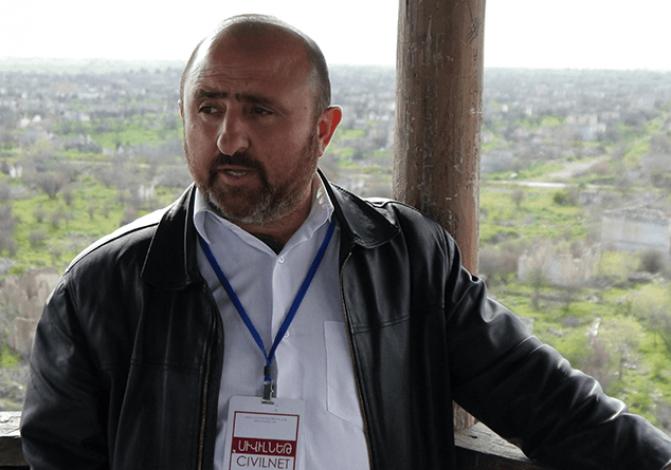 «Մամուլի ազատության ժամանակը» մրցանակը` լրագրող Թաթուլ Հակոբյանին