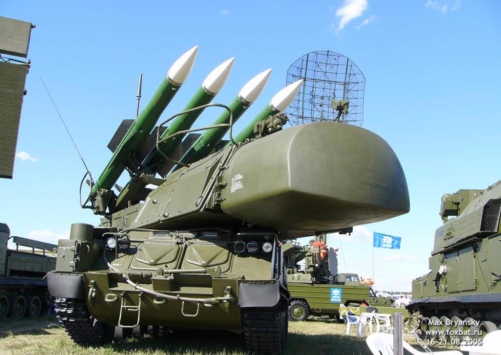 Հակաօդային անկախությունը հանձնվում է Ռուսաստանին