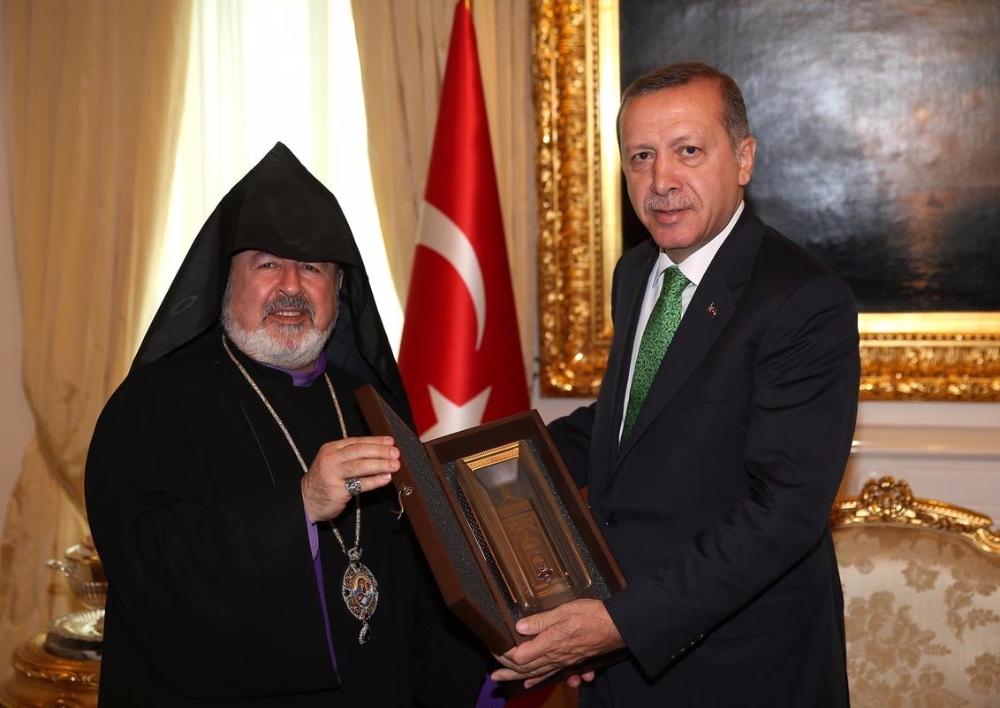 Պոլսո Հայոց պատրիարքի փոխանորդը՝ թուրքական քարոզչության ամոթալի գործիք