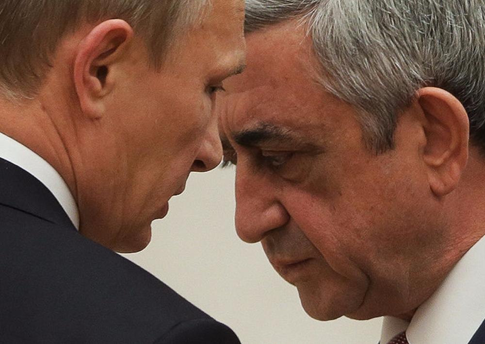 «Պուտինը ստում է, ձեռ է առնում Հայաստանին». Ստյոպա Սաֆարյան