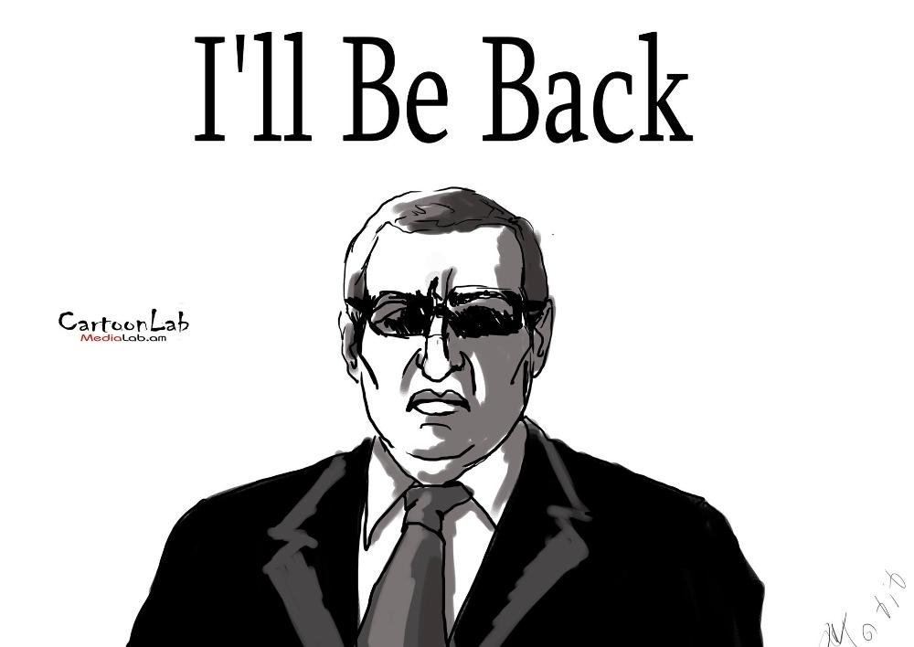 «Պաշտոնից ազատելը դեռևս ոչինչ չի նշանակում». Արմեն Բադալյան