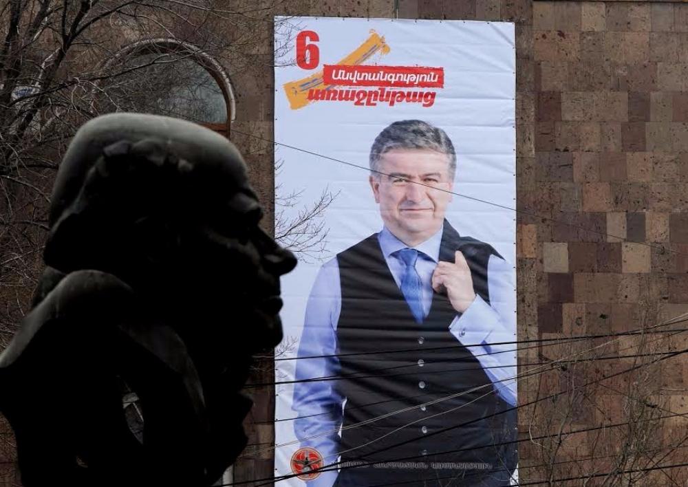 «Առաջ է մղվում Կարեն Կարապետյանի կերպարը, քանի որ Սերժ Սարգսյանի դեպքում ընտրողների մոտ դա որևէ դրական ազդեցություն չէր ունենա»․ Քաղտեխնոլոգ