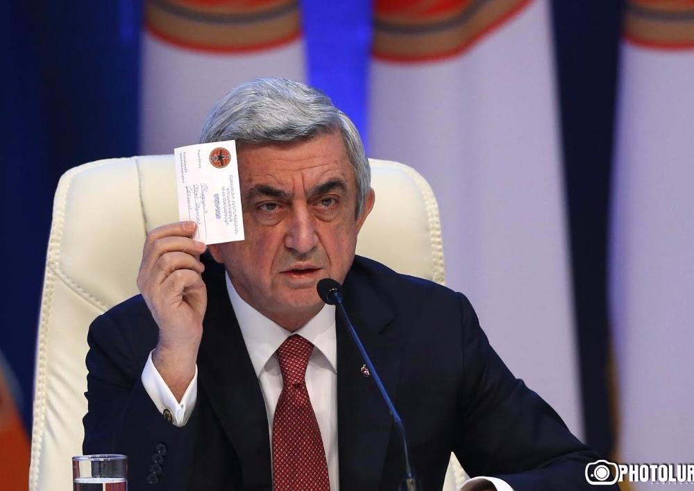 Սերժ Սարգսյանի արտաքին քաղաքականությունը (անիմացիոն տեսանյութ)