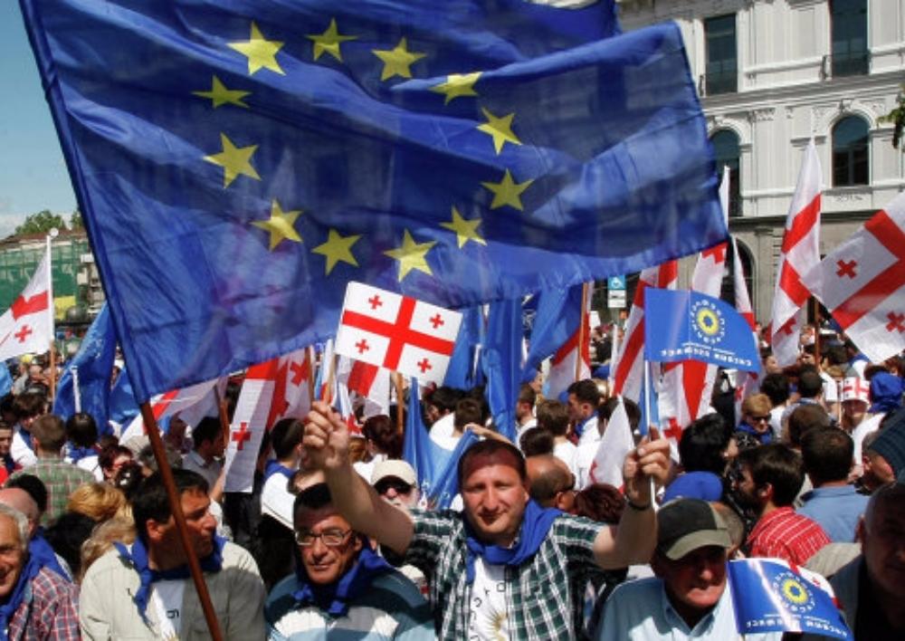 55 000 վրացի է օգտվել ԵՄ հետ առանց վիզայի ռեժիմից, 3000 հետ չեն վերադարձել