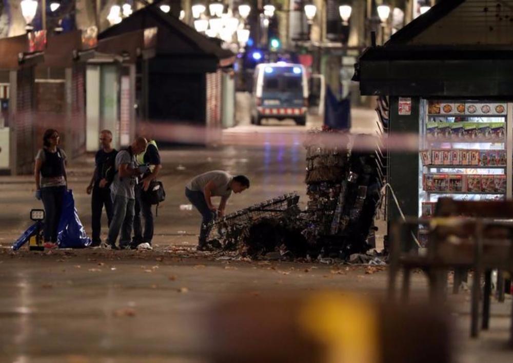 Իսպանիայում կանխվել է երկրորդ ահաբեկչությունը. հինգ ենթադրյալ ահաբեկիչները սպանվել են