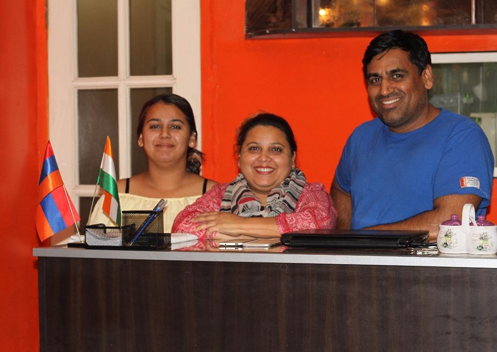 «Բիզնեսս լավացել է սերիալների շնորհիվ». Հնդկաստանից  Հայաստան՝ համեմունքներով ու սովորույթներով