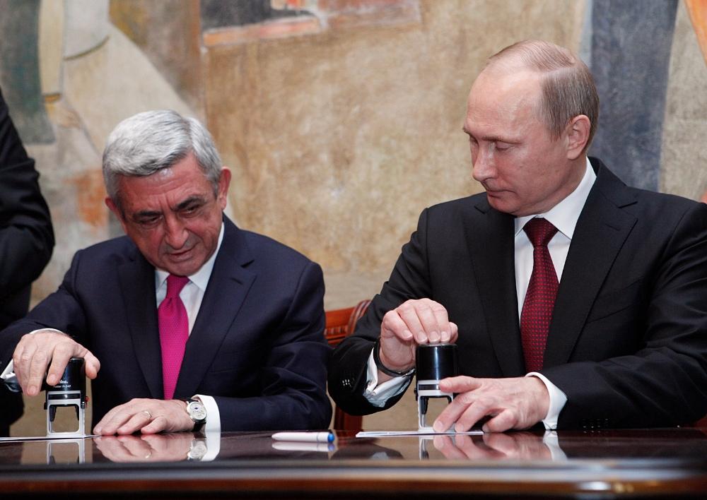 «Ռուսաստանի կողմից Հայաստանին զենքի նոր խմբաքանակի մատակարարման մասին հայտարարությունը կապված է ստորագրվելիք ԵՄ համաձայնագրի հետ»
