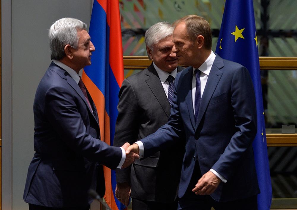«Հայաստան-ԵՄ համաձայնագիրը փոքր հաղթանակներից կառուցված մեծ նվաճման հնարավորություն է ստեղծում». Ստյոպա Սաֆարյան