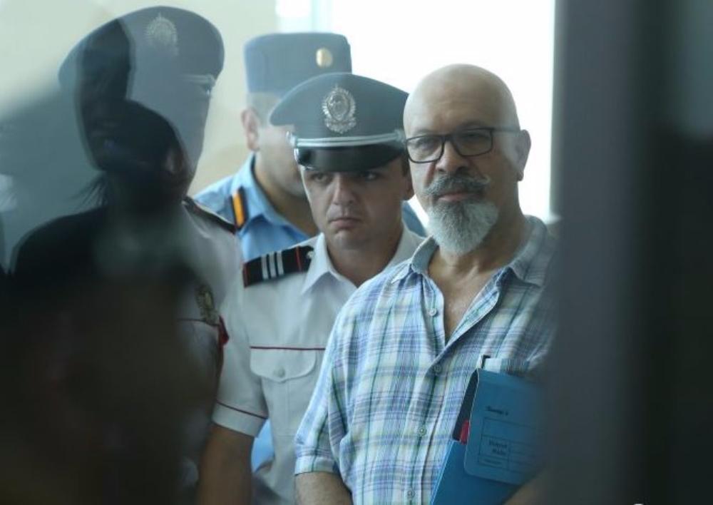 «Մեղադրանքը շինծու է, պատկերացրեք՝ Կարող Եղնուկյանին մեղադրում են նաև, որ ՊՊԾ գնդում ոստիկան պատանդ է պահել». փաստաբան