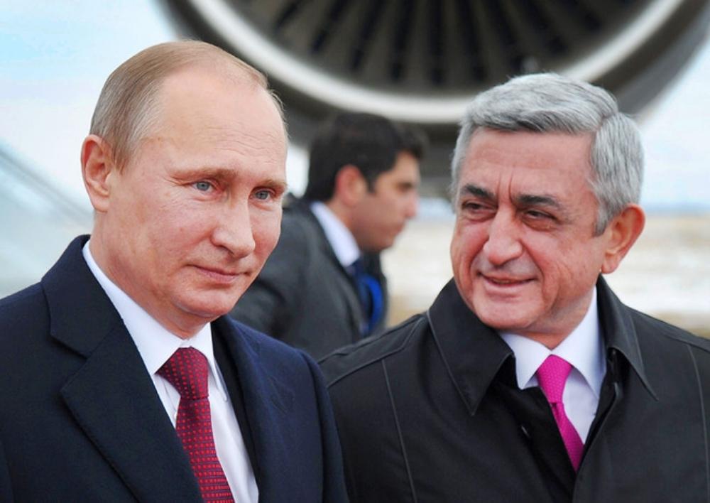 Հայ-ռուսական հարաբերությունները Վլադիմիր Պուտինի նախագահության օրոք
