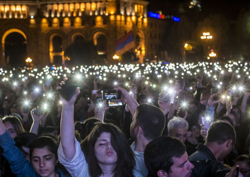 Հայաստանի ապագան կախված է մեկ մարդուց, և այդ մեկ մարդը դո՛ւ ես. Քաղաքացիական ինքնագիտակցության վերելքը Հայաստանում՝ ապրիլ-մայիս ամիսներին