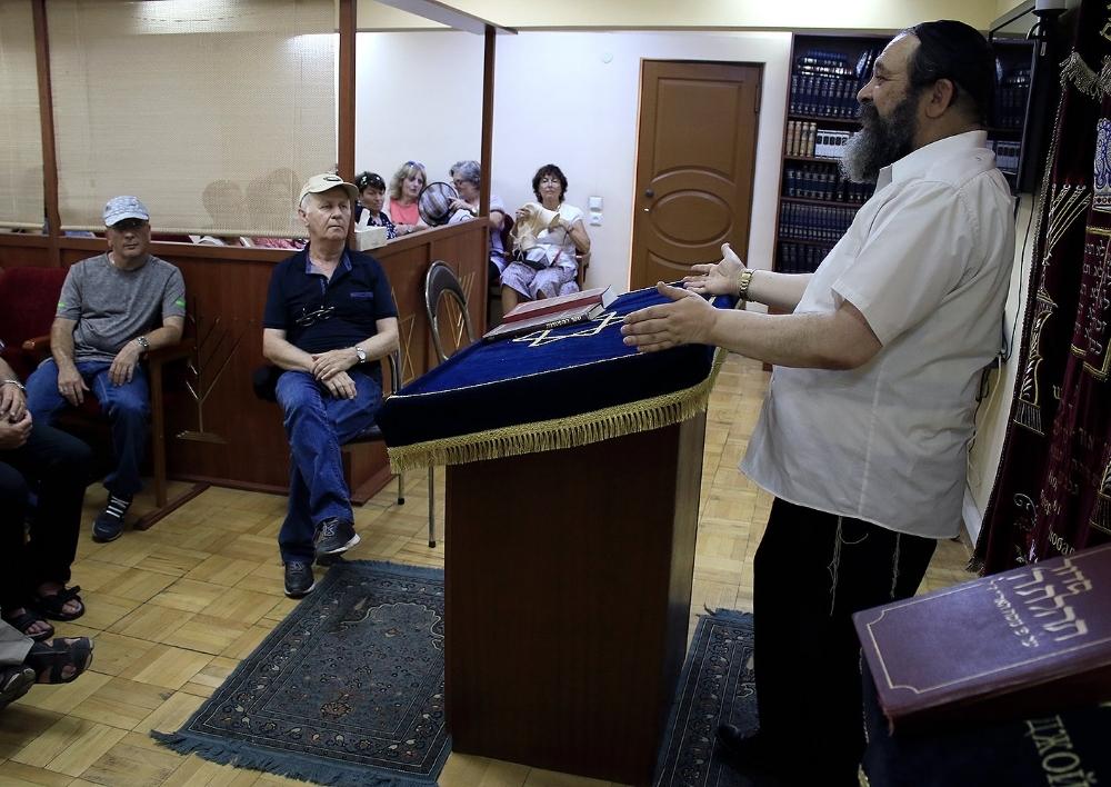 Հրեաների օրեցօր փոքրացող համայնքը Հայաստանում