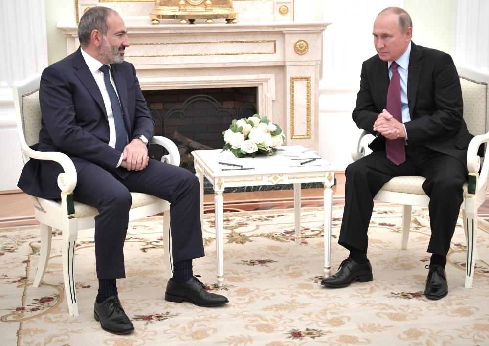 Մոսկվայում կայացել է Նիկոլ Փաշինյանի և Վլադիմիր Պուտինի հանդիպումը (Տեսանյութ)