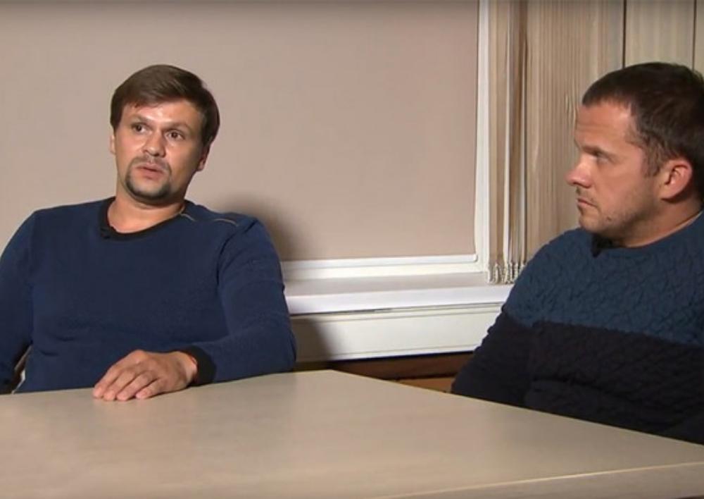 Սկրիպալների դեմ մահափորձի մեջ կասկածվողները հարցազրույց են տվել