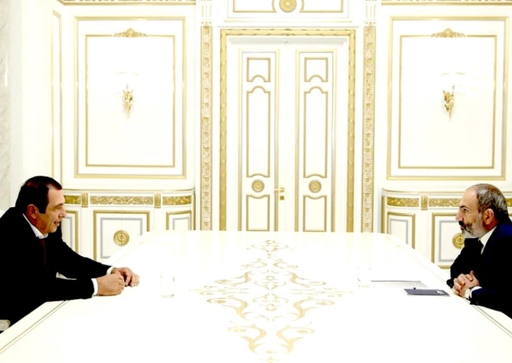 Ծառուկյանն ու Փաշինյանը հուշագիր են ստորագրել արտահերթ ընտրությունների մասին